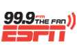 99.9 FM The Fan