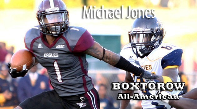 Michael Jones BOXTOROW All-America 2014