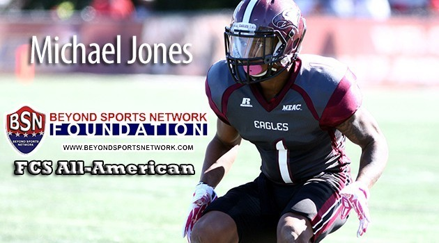 Michael Jones BSN FCS All-American 2014