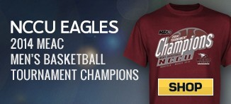 MEAC Champions T-shirt