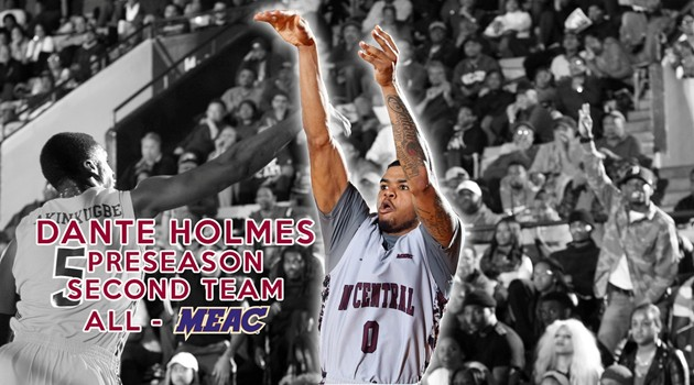 Dante Holmes Preseason Second Team