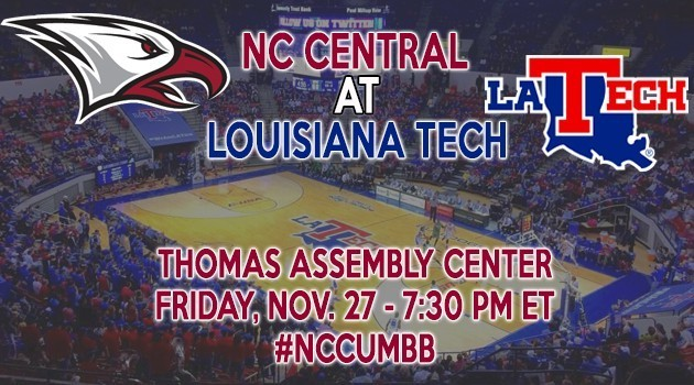 NCCU vs LA Tech Gameday